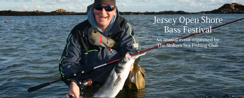 Jersey Open Shore Bass Festival